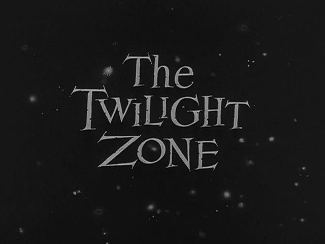 Twilight Zone - Opening Title Sequence