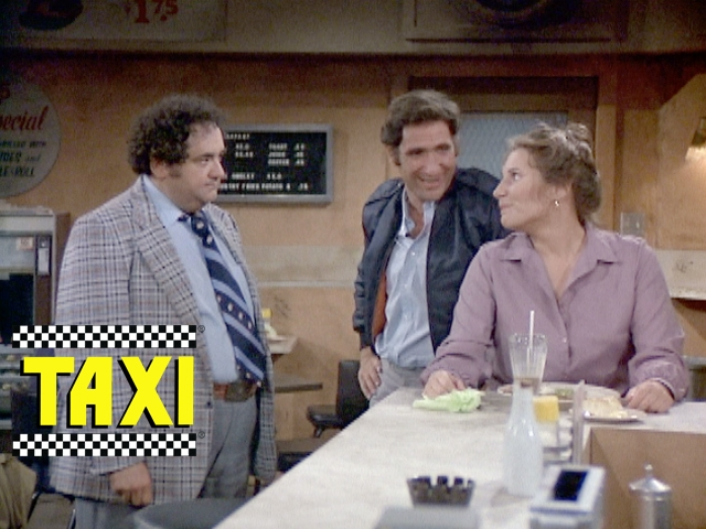 Taxi - The Lighter Side Of Angela Matusa
