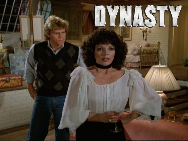 Dynasty - Mother and Son