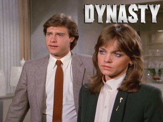 Dynasty - The Car Explosion