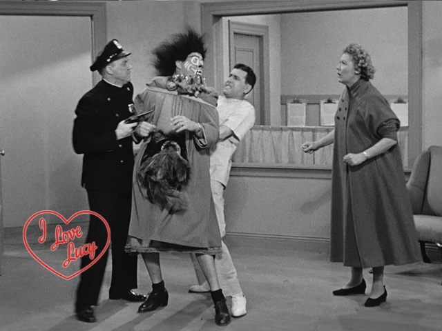I Love Lucy - Lucy Goes To The Hospital