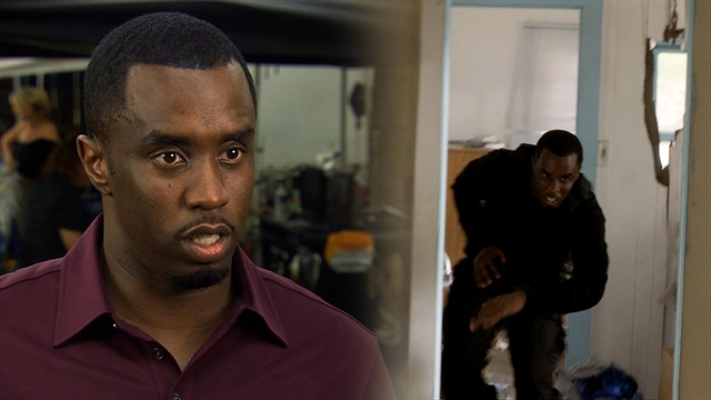 Hawaii Five-0 - Behind the Scenes with Sean Combs
