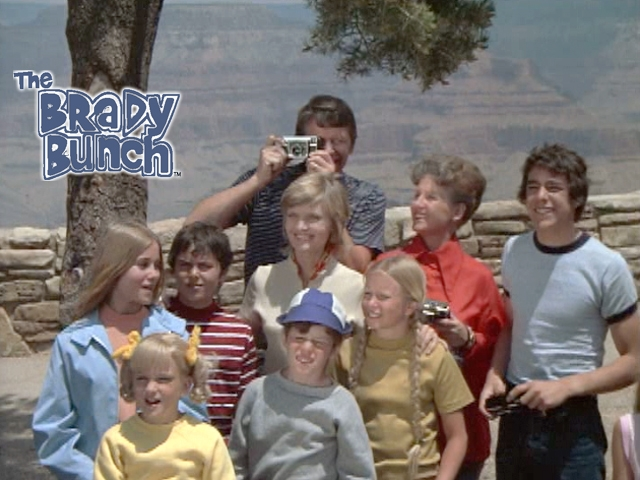 The Brady Bunch - Grand Canyon or Bust