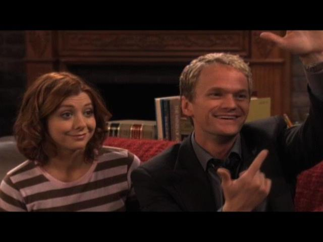 How I Met Your Mother – Barney's Get Psyched Mix – High Five