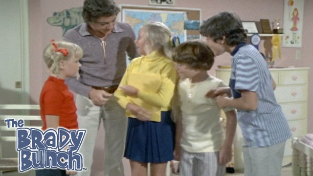 The Brady Bunch - Her Sister's Shadow