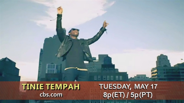 Live on Letterman - Tinie Tempah