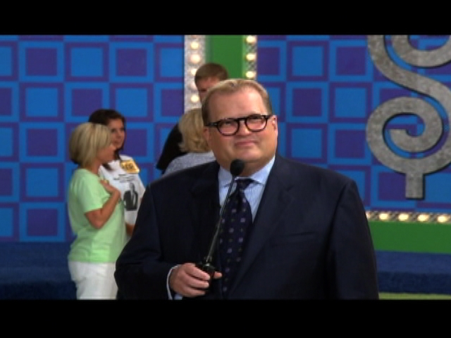The Price is Right - Price Break: Drew Carey, as the Announcer