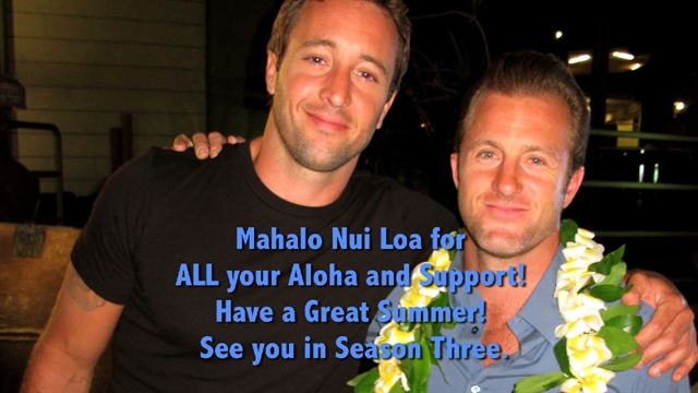 Hawaii Five-0 - Mahalo Fan