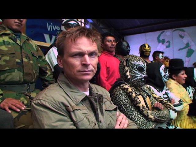The Amazing Race 13 - Phil's Video Diary: La Paz, Bolivia