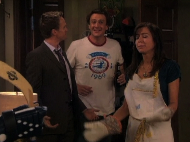 How I Met Your Mother - Give Me the Stick