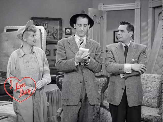 I Love Lucy - Buying Back the Old