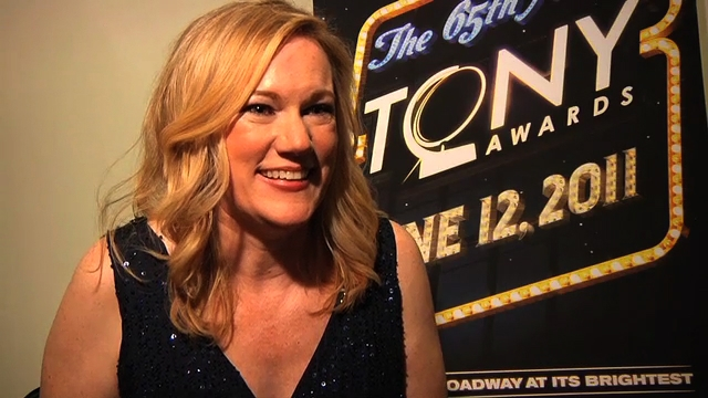 Tony Awards 2011 - Winner's Circle: Kathleen Marshall