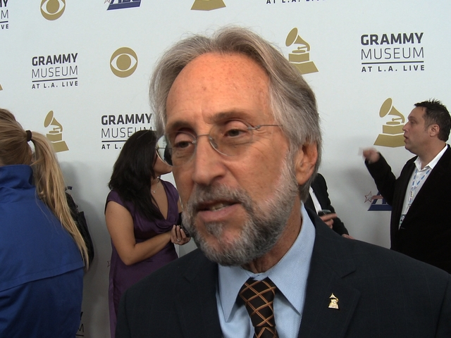 The 51st Grammy Awards - Neil Portnow