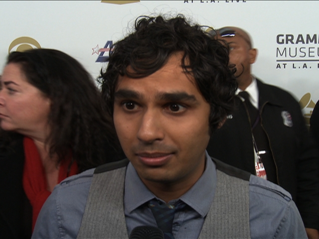 The 51st Grammy Awards - Kunal Nayyar