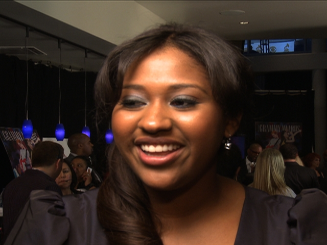 The 51st Grammy Awards - Jazmine Sullivan Interview