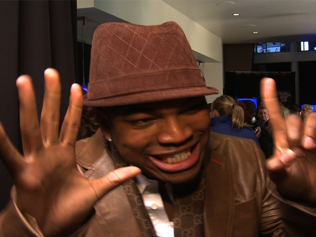 The 51st Grammy Awards - Ne-Yo Interview