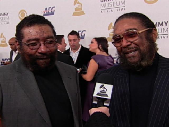 The 51st Grammy Awards - Eddie and Brian Holland