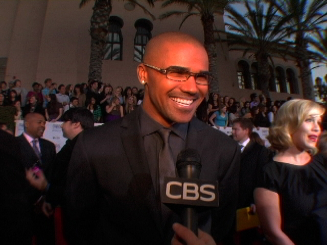 PCA Red Carpet Interview - Shemar Moore