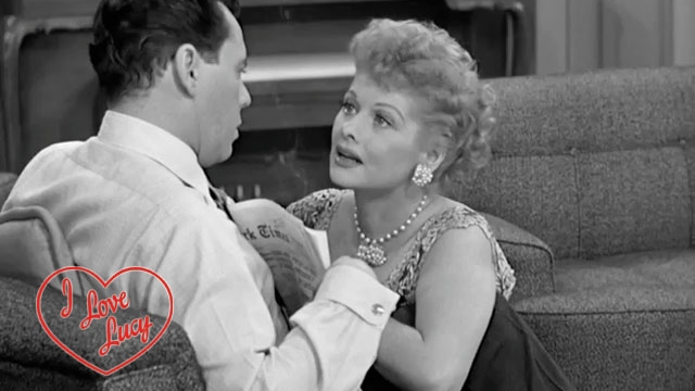 6. I Love Lucy - Homecoming