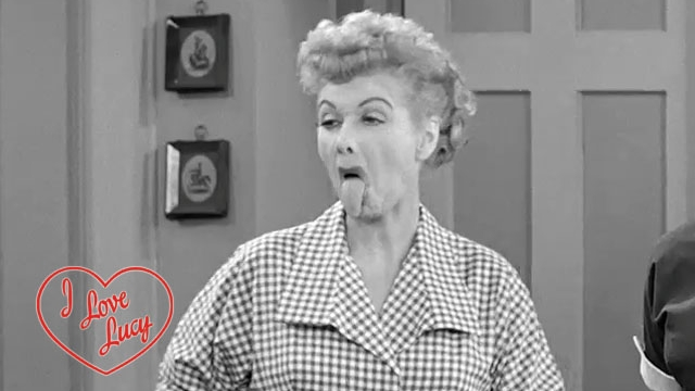 9. I Love Lucy - Nursery School