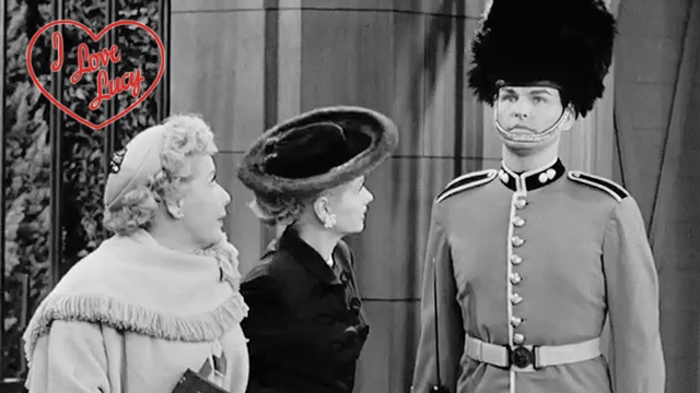 15. I Love Lucy - Lucy Meets The Queen