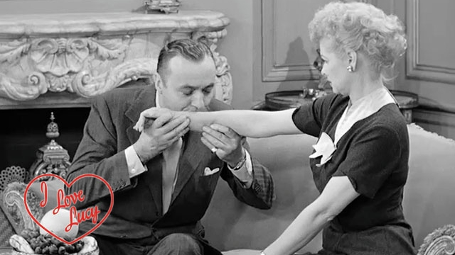 19. I Love Lucy - Lucy Meets Charles Boyer