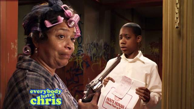 Everybody Hates Chris - Everybody Hates Mimimum Wage