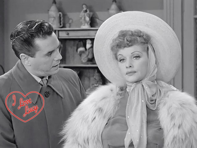 I Love Lucy - A Star Could Be Born