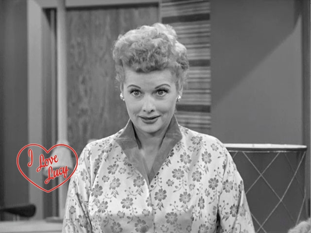 I Love Lucy - Washed Up