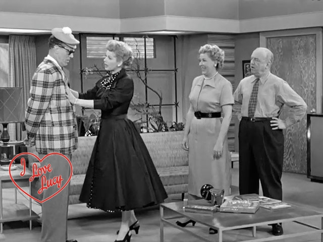 I Love Lucy - Big Time Producer