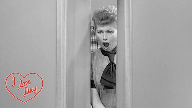I Love Lucy - Itchy Trigger Finger