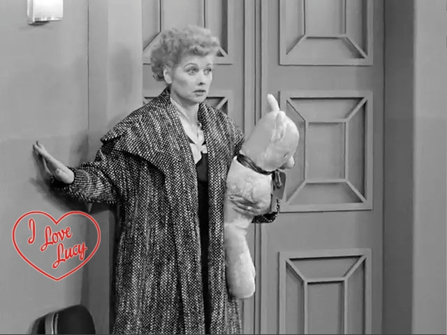 I Love Lucy - Unusual Operation