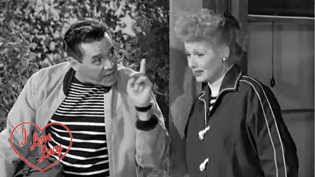 I Love Lucy - Crossing Borders