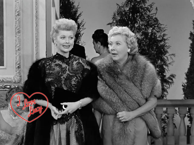 25. I Love Lucy - Lucy Goes To Monte Carlo