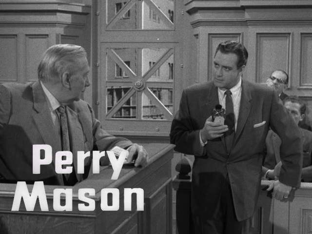 Perry Mason - The Case Of The Fiery Fingers