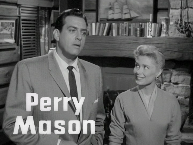 Perry Mason - The Case of the Buried Clock