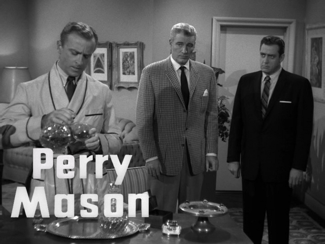 Perry Mason - The Case of the Borrowed Brunette