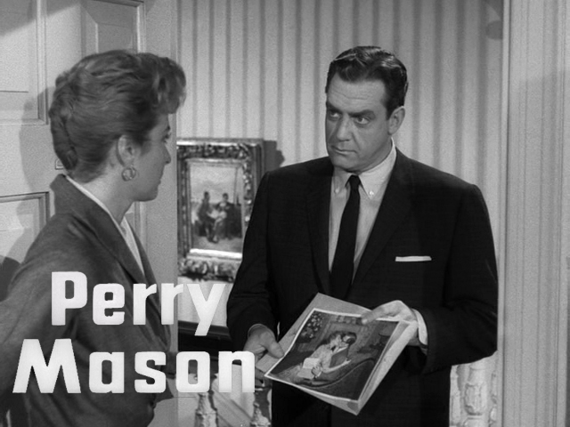 Perry Mason - The Case of the Fraudulent Foto