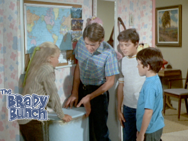 The Brady Bunch - The Impractical Joker