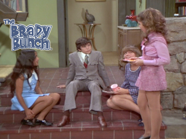 The Brady Bunch - The Personality Kid