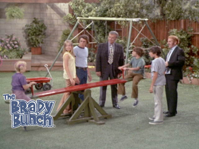 The Brady Bunch - The Teeter Totter Caper