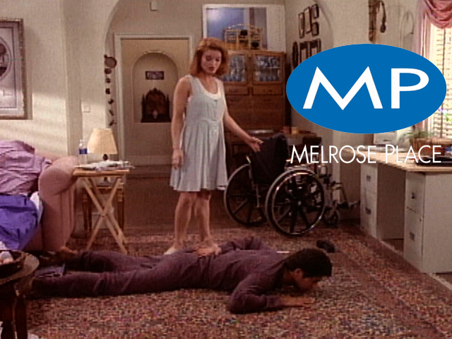 Melrose Place Original Melrose Place Under The