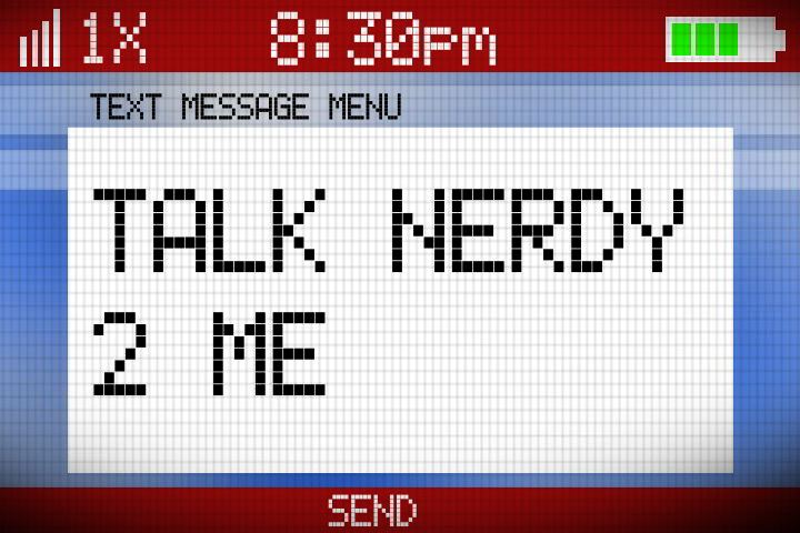 The Big Bang Theory - Talk Nerdy To Me:Quietly