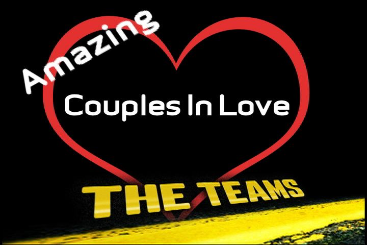 The Amazing Race 12 - Couples In Love