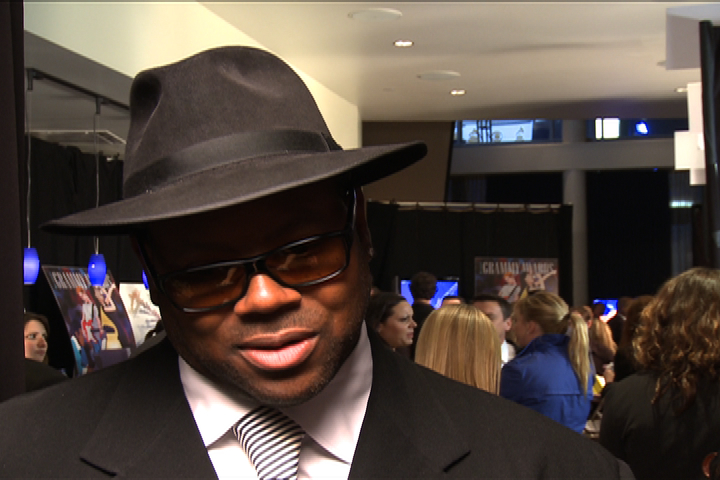The 51st Grammy Awards - Jimmy Jam Interview