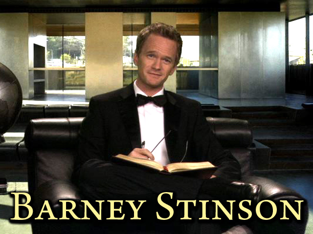 how i met your mother - barney stinson  resume builder - how i met your mother video