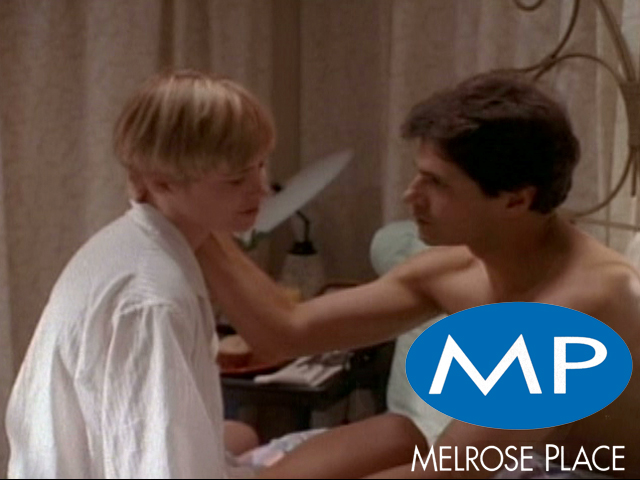 Melrose Place Original Melrose Place Michael And