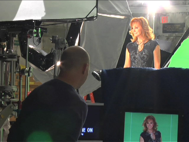 ACMA44 - Behind the Scenes: Reba McEntire Promo Shoot