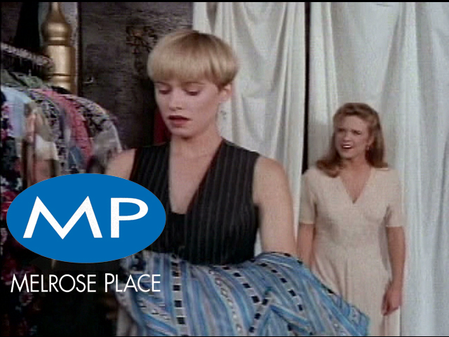 Melrose Place Original Melrose Place a Little Jane