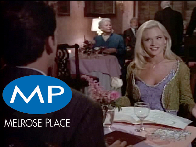 Melrose Place Original Melrose Place Used Melrose